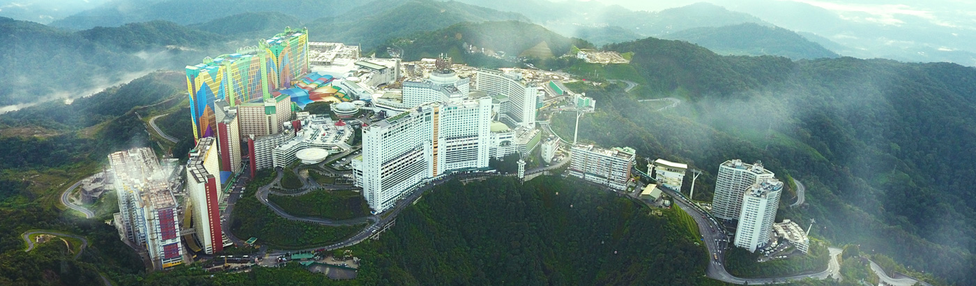 genting group background